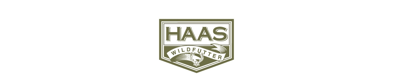Haas Wildfutter Corporate Design Logo