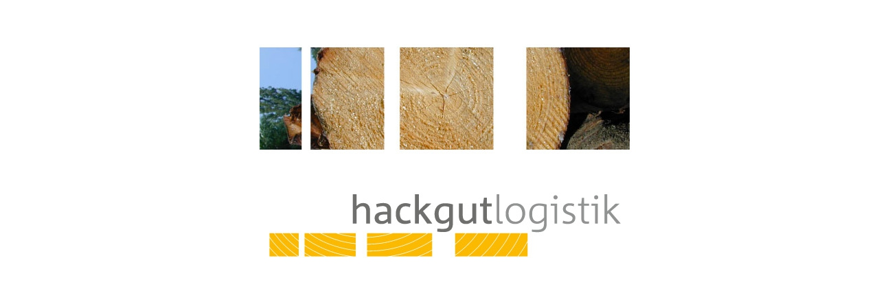 Hackgutlogistik Corporate Design Logo