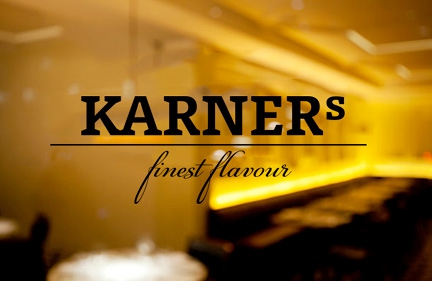 Brand Design <br />Karners finest flavour